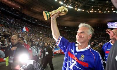 Didier Deschamps world cup winner
