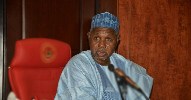 Gov Masari admonishes colleagues on security matters