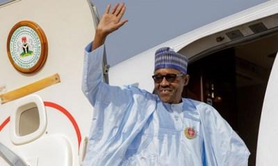 Buhari off to Netherlands