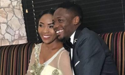 Ahmed Musa and Juliet Musa