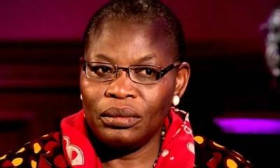 Ezekwesili: Pour La Patrie Ou La Mort!