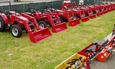 Mahindra to grow farm-tech, mobile power solutions for Nigeria