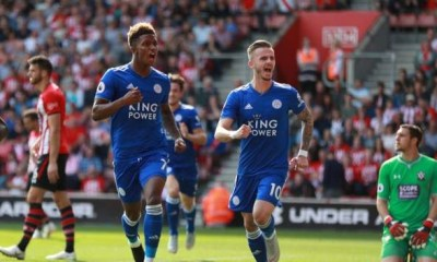 Ndidi, iheanacho with leicester city