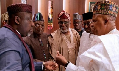 We were not voted to only pay salaries— Governors