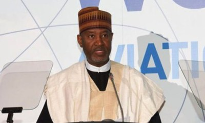 Ethiopian Airlines not favorite to manage Nigeria Air —Sirika