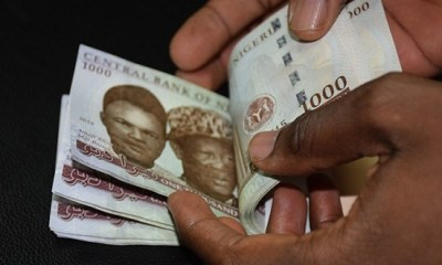Naira depreciates to N362.30 despite CBN's $210m forex intervention