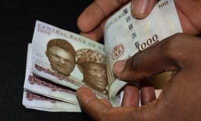 Naira depreciates to N362.30 despite CBN's $210m forex intervention