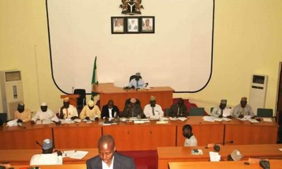 Like Kaduna, Niger Assembly declares lawmaker's seat vacant over defection