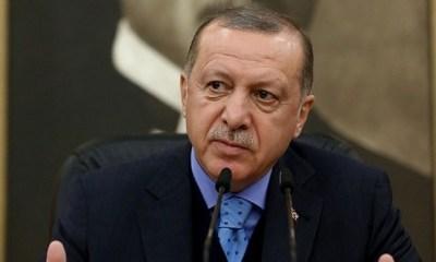 Turkish economy under attack by US, Erdogan says