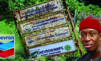 INVESTIGATION… How N7.2 billion earmarked by Chevron for Itsekiriland development went down the drain