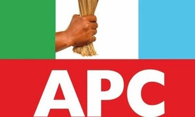 2019: See full list of 153 aspirants in battle for APC gov tickets in 29 states