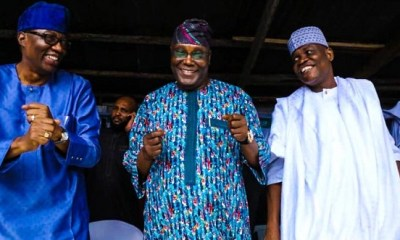 I could 'easily' have won Lagos for PDP in 2003 but pitied Tinubu because of our relationship— Atiku