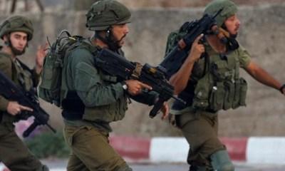 Israeli soldiers gun down Palestinian man after alleged stabbing attack