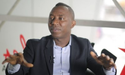 Not all Nigerians want 'one of the thieves' to win in 2019, Sowore mocks Atiku, Buhari