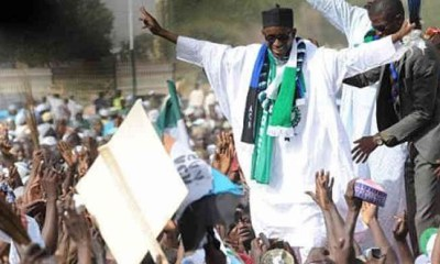 Ex-EFCC boss Ribadu joins Adamawa governorship race