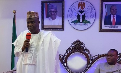 I was instrumental in making Jonathan acting president in 2010 —Tambuwal