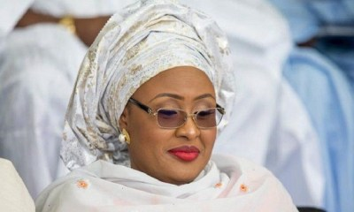 Intrigues as Aisha Buhari insists on getting back N2.5bn donation allegedly cornered by her ADC