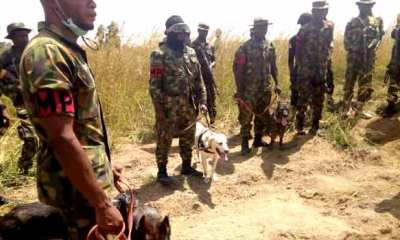 Army discovers General Alkali's shallow grave in Jos community