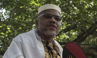 Presidency speaks on Nnamdi Kanu's re-appearance