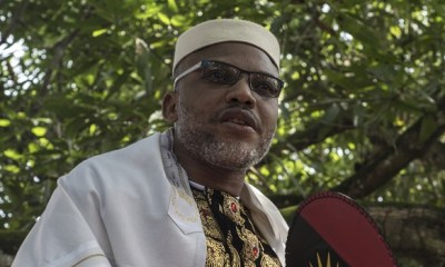 IPOB confirms missing leader Nnamdi Kanu, has been found