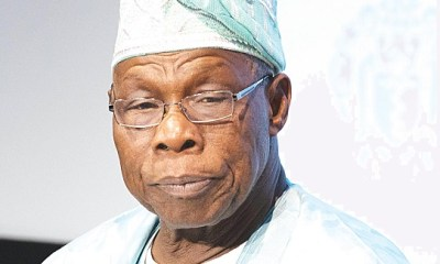 Obasanjo denies meeting with Osinbajo, demands apology, retraction from AIT