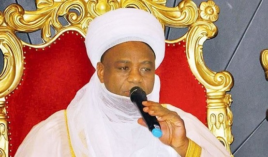 We have to admit things are not right in Nigeria —Sultan laments