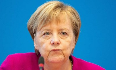 Angela Merkel to quit politics in 2021