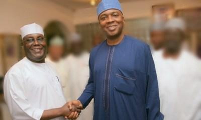 Unlike Buhari where there's 'no money, no patronage', Atiku 'will open things' for us – Sarak