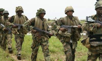 Soldiers kill three Boko Haram fighters in Borno community