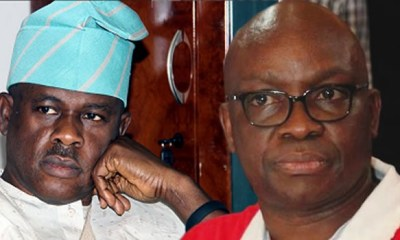 Witness narrates how Obanikoro flew N1.2bn cash in aircrafts for Fayose