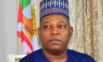 Jonathan's book was 'nothing short of a presidential tale by midday' – Gov Shettima