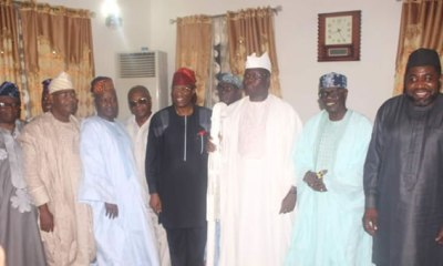 Aare Adams gives conditions for Yoruba to support any presidential candidate