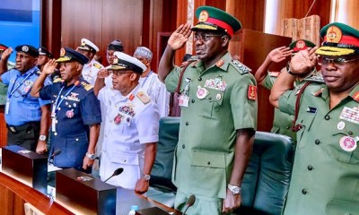 METELE: 'Unfortunate! Nigerian soldiers killed while service chiefs were attending APC event in Aso Rock'