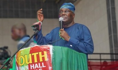 'My minister of youth will not be more than 30 years'– Atiku