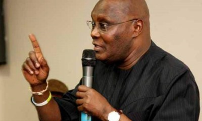 Allegations that Buhari's family members co-own Etisalat, Keystone Bank must be probed- Atiku
