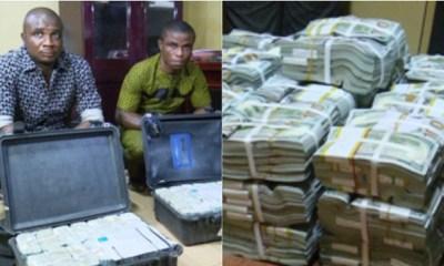 EFCC intercepts $2.8m at Enugu Airport
