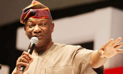 'Mark my words, I will not only beat APC, I will beat them flat'– Agbaje