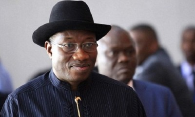 Jonathan's 'Transition' Controversy