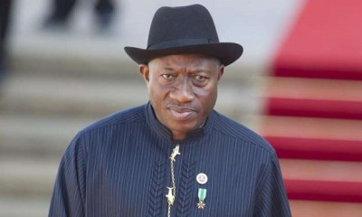 Jonathan faults Gov Wike for setting up 'militia' group in Rivers