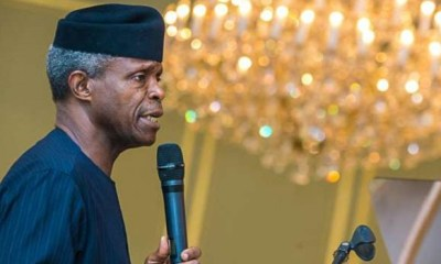 'Nigeria has become an investment destination of choice'– Osinbajo