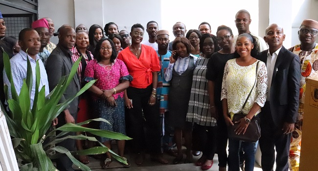 StanbicIBTC facilitates training of 25 Nigerian journalists on fake news, cyber crimes Act