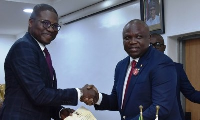 Agbaje claims Ambode retired 21 superior Perm Secs to enable Tinubu's ex-PA become HoS