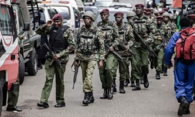 Kenya hotel attack toll now 21, plenty others unaccounted for, Red Cross says