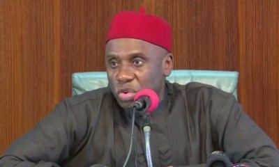 Security concerns in Rivers as Amaechi threatens, 'Whatever Wike wants...we'll give him'