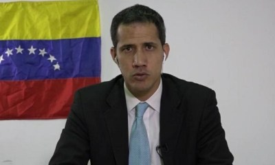 VENEZUELA: Guaido dismisses Maduro's warning of civil war if political crisis persists
