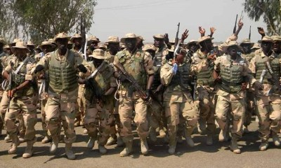 Nigerian army denies gunning down traders in Aba
