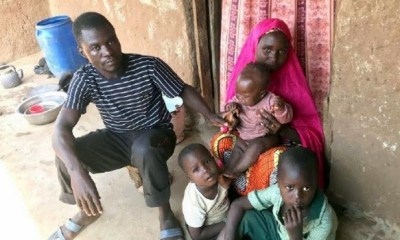 I didn't divorce my wife for supporting Buhari, both of us support him – Plateau man