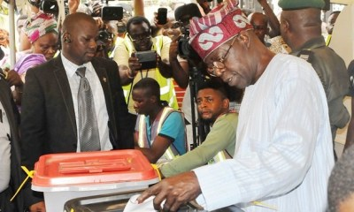 TINUBU: As a true democrat I'll accept if Buhari, APC is voted out