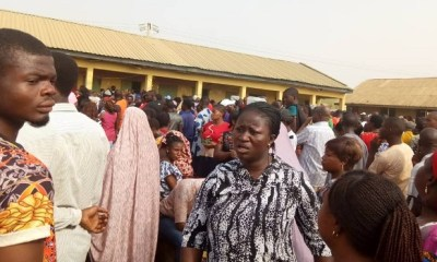 DELTA: Non availability of ink for thumbing result sheet delays voting