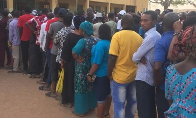 IMO: Ad hoc staff complain over exclusion at Imo INEC office